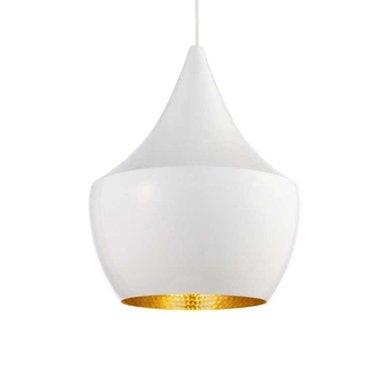 Светильник Beat Light Fat White от дизайнера Tom Dixon