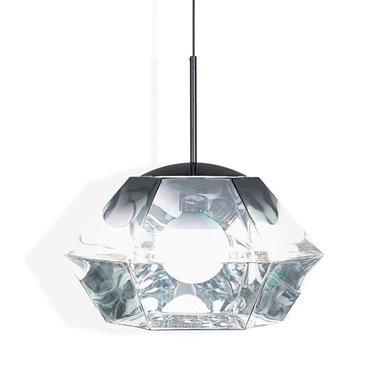 Светильник Cut Short Pendant Chrome от дизайнера Tom Dixon