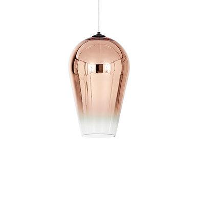 Светильник Fade S Copper H35 от дизайнера Tom Dixon