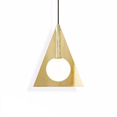 Светильник подвесной Plane Triangle от дизайнера Tom Dixon