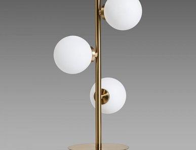 Настольная лампа Bubble Stik Gold от дизайнера Tom Dixon