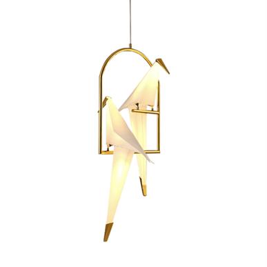 Люстра Perch Light Branch Double от дизайнера Umut Yamac
