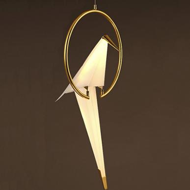 Люстра Perch Light Branch One от дизайнера Umut Yamac