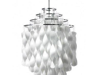 Люстра Spiral SPO 1 от дизайнера Verner Panton