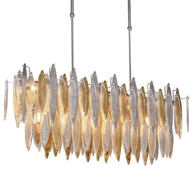 Люстра Ice Rain Long фабрики Italian Design Lighting