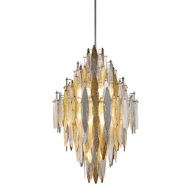 Люстра Ice Rain Tall фабрики Italian Design Lighting