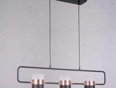Люстра Ling PL3 Copper от дизайнера Hui-Lun Li