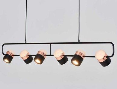 Люстра Ling PL6 Copper от дизайнера Hui-Lun Li