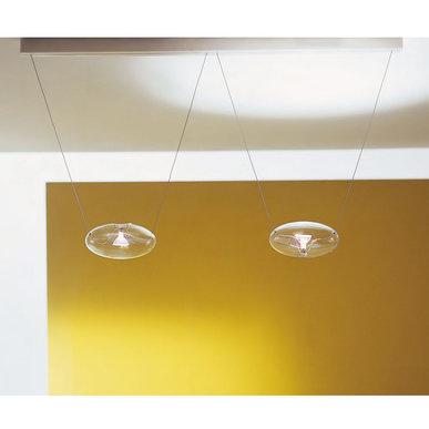 Подвесной светильник Barra X2 Popone фабрики Album