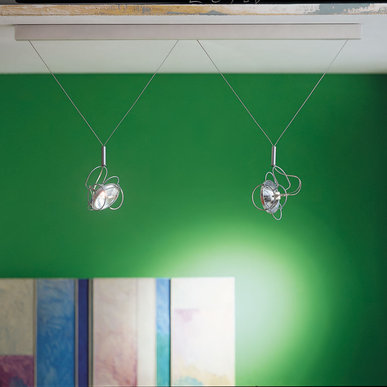 Подвесной светильник Barra + Strale фабрики Album