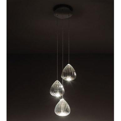 Подвесной светильник Lumiera X3 Lilium фабрики Album