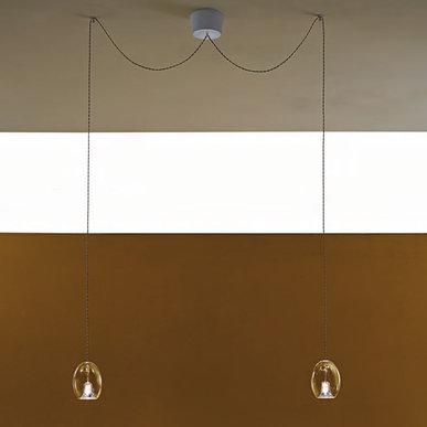 Подвесной светильник Mini X2 Patata фабрики Album