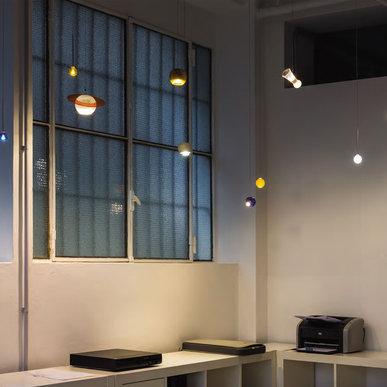 Подвесной светильник Sciameled Solare фабрики Album