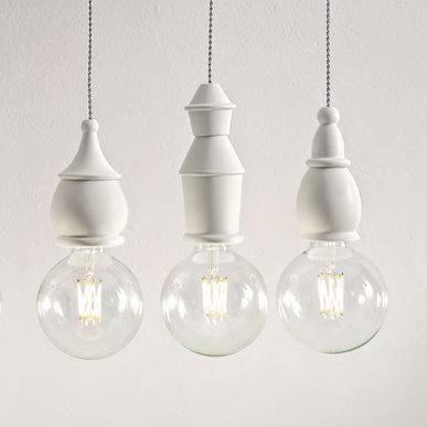 Подвесной светильник Fate фабрики Aldo Bernardi