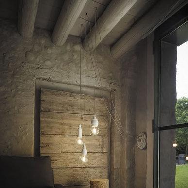 Подвесной светильник Fate Multi-socket фабрики Aldo Bernardi