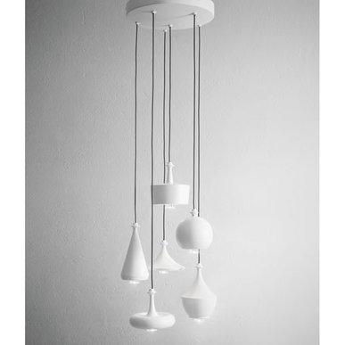 Подвесной светильник Lustrini Round фабрики Aldo Bernardi