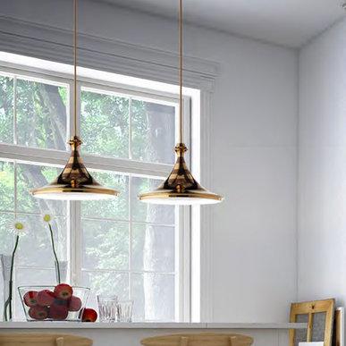 Подвесной светильник Lustri L1/LED/ROR фабрики Aldo Bernardi