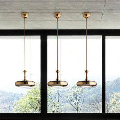 Подвесной светильник Lustri L4/LED/ROP фабрики Aldo Bernardi