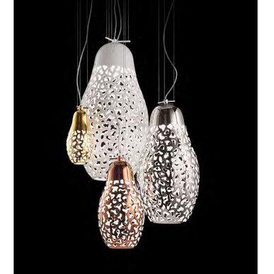 Подвесные светильники Matrioške фабрики Aldo Bernardi