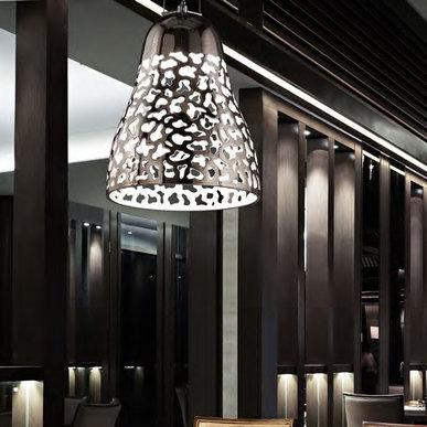 Подвесной светильник Matrioške MAT.5/LED/PT фабрики Aldo Bernardi