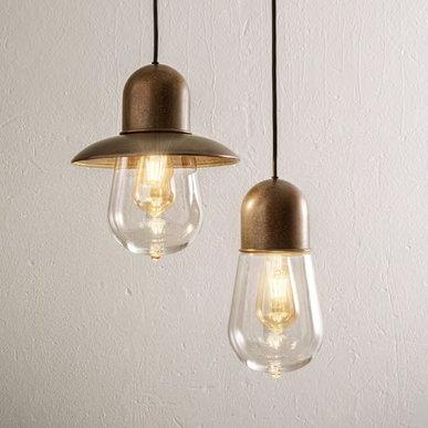 Подвесные светильники Guinguette фабрики Aldo Bernardi