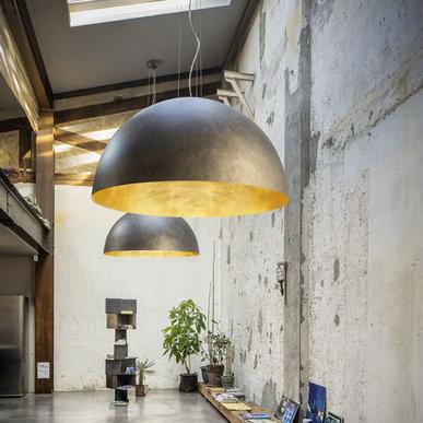 Подвесной светильник Moonlight MOON2/GF фабрики Aldo Bernardi