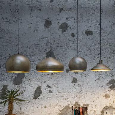 Подвесные светильники Materia фабрики Aldo Bernardi