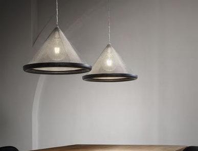 Подвесной светильник Tamiso TAMISO3/NM фабрики Aldo Bernardi