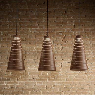 Подвесной светильник Cervino CERVINO/COR фабрики Aldo Bernardi