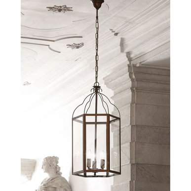 Подвесной светильник Turandot LAR.150 фабрики Aldo Bernardi