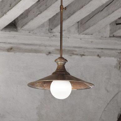 Подвесной светильник Loggiato фабрики Aldo Bernardi
