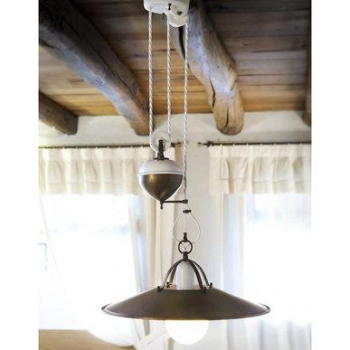 Подвесной светильник Postiglione фабрики Aldo Bernardi