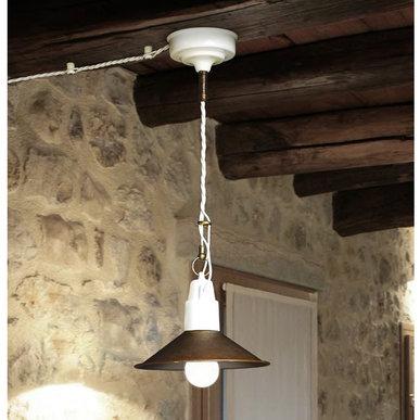Подвесной светильник Polare фабрики Aldo Bernardi