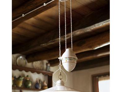 Подвесной светильник Tesa 115.313 фабрики Aldo Bernardi