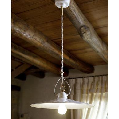 Подвесной светильник Tesa 110 фабрики Aldo Bernardi