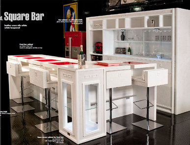Итальянский бар SQUARE BAR фабрики FORMITALIA