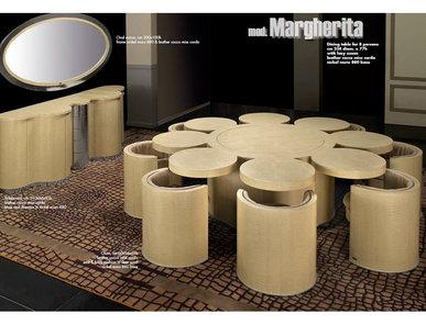 Итальянский стол MARGHERITA фабрики FORMITALIA