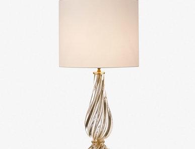 Итальянская настольная лампа Agile фабрики Baroncelli