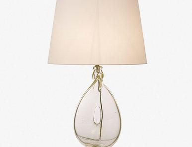 Итальянская настольная лампа Riccio фабрики Baroncelli