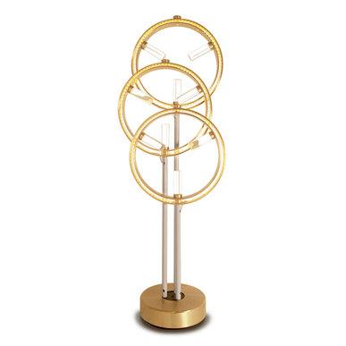 Итальянская настольная лампа Ternus фабрики Baroncelli