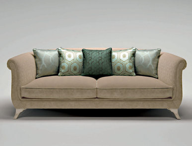 Итальянский 4-х местный диван IKE фабрики BRUNO ZAMPA