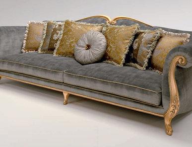 Итальянский 4-х местный диван VALENTINO фабрики BRUNO ZAMPA