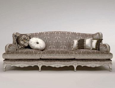 Итальянский 4-х местный диван MERLINO фабрики BRUNO ZAMPA