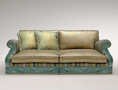 Итальянский 4-х местный диван LUISITO фабрики BRUNO ZAMPA