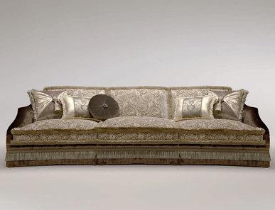 Итальянский 4-х местный диван EMILY ROMANTIC фабрики BRUNO ZAMPA