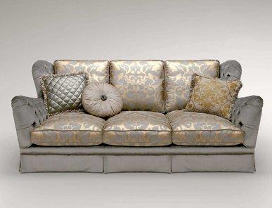 Итальянский 4-х местный диван CAMERON фабрики BRUNO ZAMPA