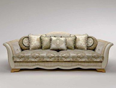 Итальянский 4-х местный диван BUTTERFLY фабрики BRUNO ZAMPA