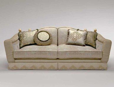 Итальянский 3-х местный диван ACHILLE фабрики BRUNO ZAMPA