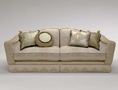 Итальянский 4-х местный диван ACHILLE фабрики BRUNO ZAMPA