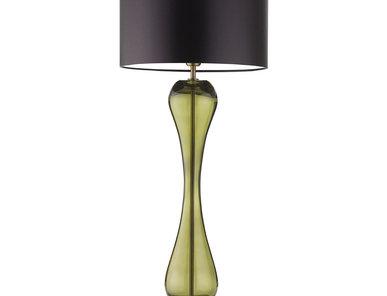 Настольная лампа MIRANDE ANTIQUE BRASS фабрики HEATHFIELD & CO